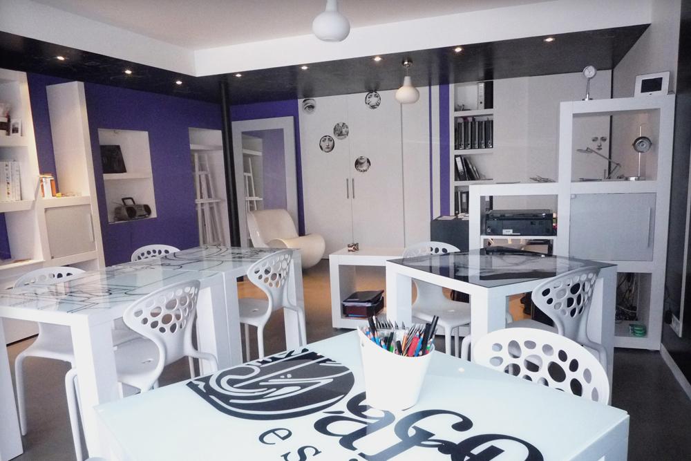 Décorer et aménager un bureau  dans un petit espace