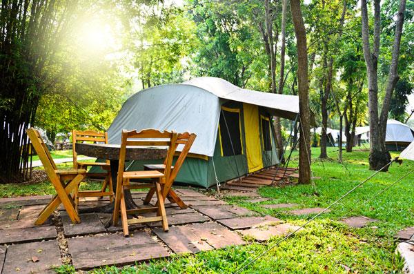 Faire du camping en Vendée