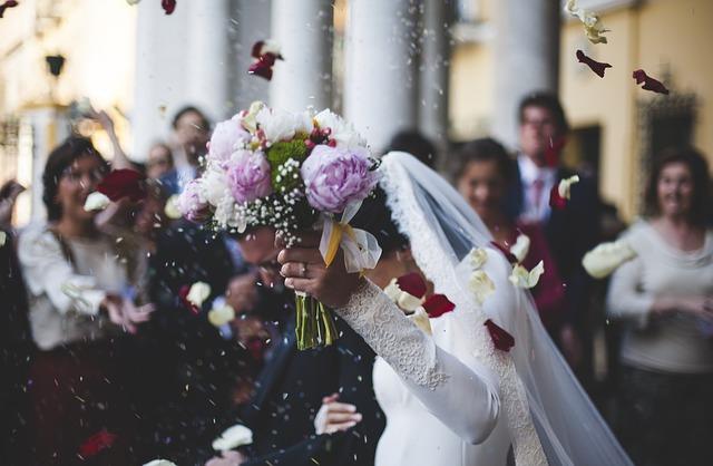Mode vintage pour la mariée